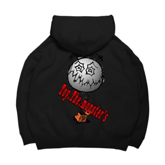 toy.the.monsters!のToy.The.monster's  ハイアット Big Hoodies
