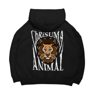 ChRiSUMA LION 2 Big Hoodies