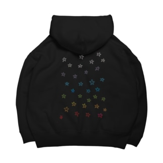 C STAR Big Hoodies