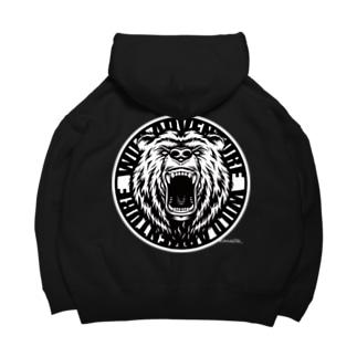 WILD ADVENTURE for Bear Big Hoodie