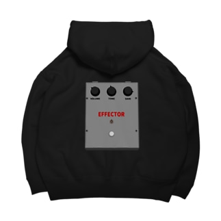 エフェクター - EFFECTOR Big Hoodies
