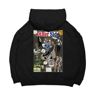 The Other Side Big Hoodies