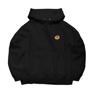 en kanelbulle Big Hoodies