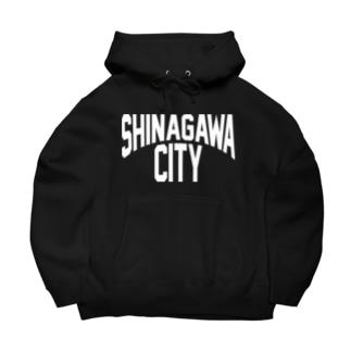 SHINAGAWA CITY(WT) Big Hoodies
