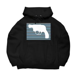 Gun Big Hoodies
