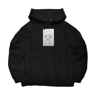 泣き虫 Big Hoodies