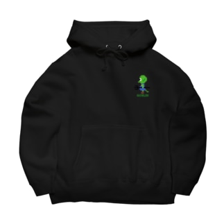 GOBLIN Big Hoodies