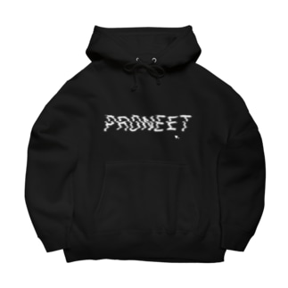 PRONEET SHOPのBug PRONEET Lv.1 Big Hoodies