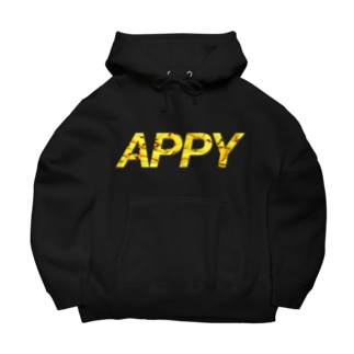 APPY BANANA Big Hoodies