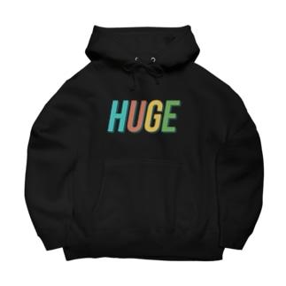 HUGE-R Big Hoodies