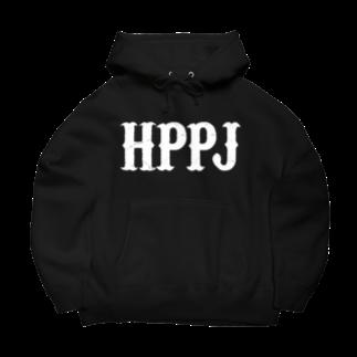 CXDXG POP SHOPのHPPJ_06 Big Hoodies