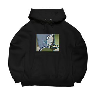 ぬ Big Hoodies