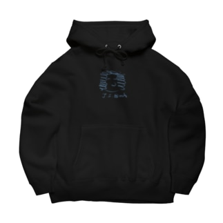 バッハ J.S.Bach Big Hoodies