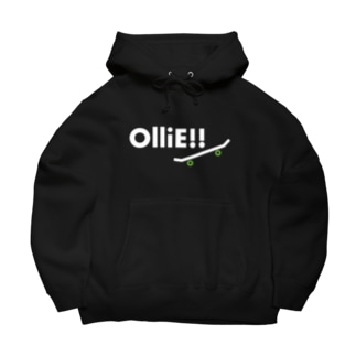 OlliE!! Big Hoodies
