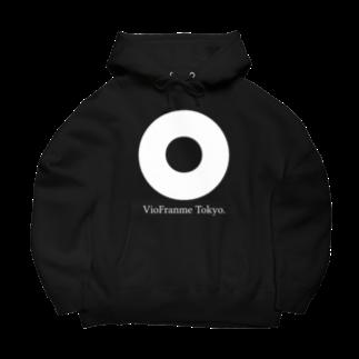 viofranme.のcircle ring around vol.2 Big Hoodies