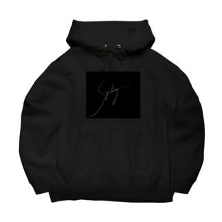 Lost humanity series Big Hoodies