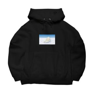 南極の冷凍餃子 Big Hoodies