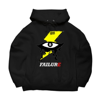 FAILUR E Big Hoodies