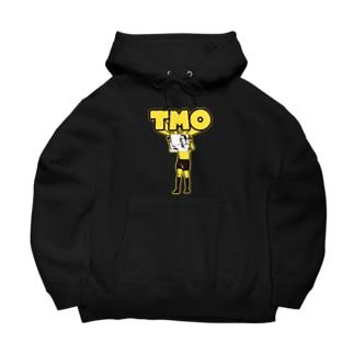 【ラグビー / Rugby】 TMO Big Hoodies