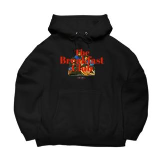 The Breakfast Club Big Hoodies