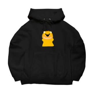 田中ボー🦁 Big Hoodies