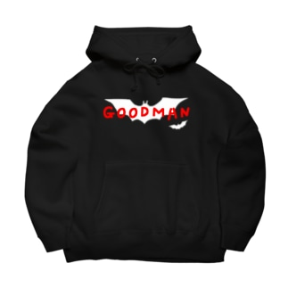 GOOD man Big Hoodies