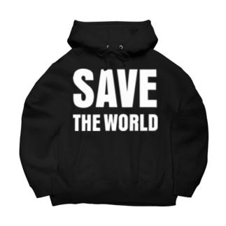 save the world Big Hoodies