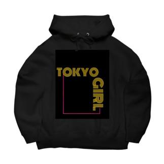 Tokyo Ningen official net Big Hoodies