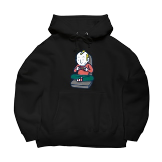 Gaming Boy/ビッグシルエットパーカー Big Hoodies