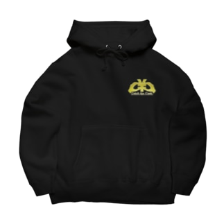 CTC-Foodie(GOLD) Big Hoodies