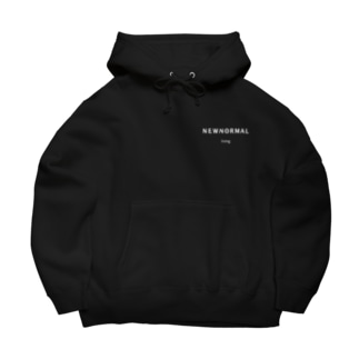 NEWNORMAL living Big Hoodies