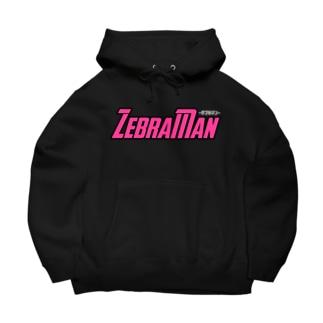 ZebraMan (楓馬.ver) Big Hoodies