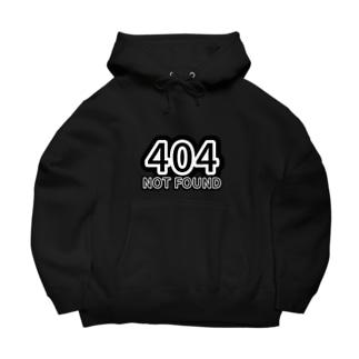 404 Big Hoodies