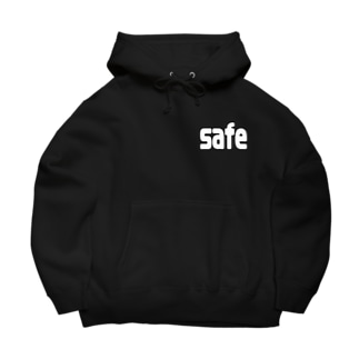 safe/out Big Hoodies