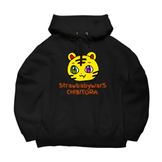 StrawbabyWarS Big Hoodies