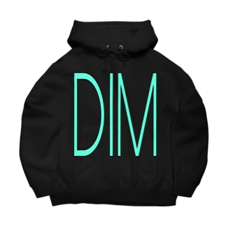 DIM_A_DARA/DB_47 Big Hoodie