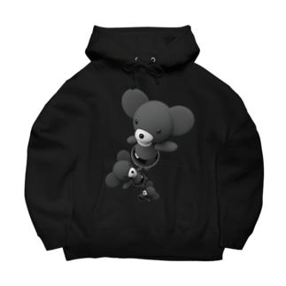 アビスマウス Big Hoodie