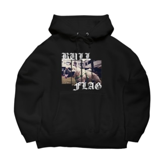 BULL FLAG Big Hoodies
