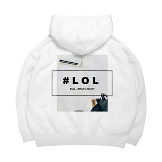 #LOL Big Hoodies