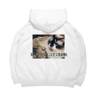 HOTTIE CAT CLUB 〜BOB〜 Big Hoodies