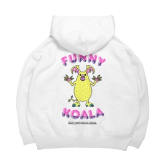 FIELD EDGE.のFUNNY KOALA Big Hoodies