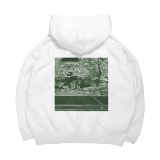 悠然|yuzen Big Hoodies