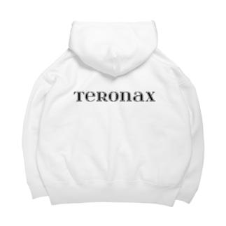TeronaX Big Hoodies