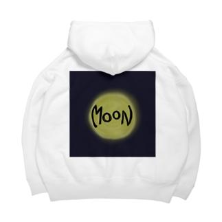 Moon Big Hoodies