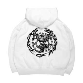 Source of parasite Big Hoodies