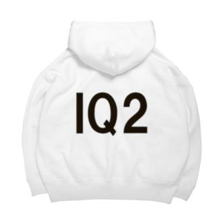 IQ2 Big Hoodies