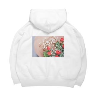 flower Big Hoodies