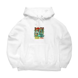 old sugar Big Hoodies