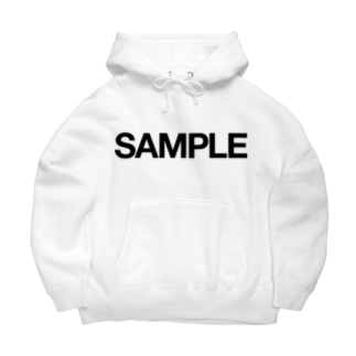 SAMPLE Big Hoodies