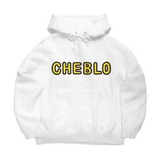 CHEBLO Big Hoodies